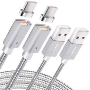 type-c charging cable magnetic